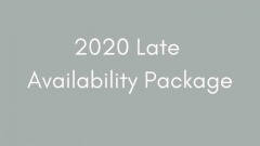 2020 Late Availability Package thumbnail